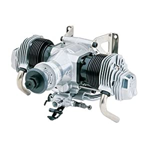 o s  ft 300 gemini twin cylinder ringed 4 stroke engine osmg1250