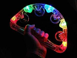 Flashing Tambourine