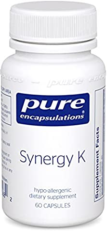 buy Pure Encapsulations - Synergy K 60'S - Improved