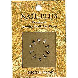 ネイルプラス NAIL PLUS プレミアムジュエリーパーツ A13商品コード200231