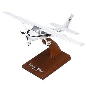 Cessna 206 Stationair Resin Model Airplane
