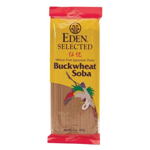 Eden Selected Wheat Free Japanese Pasta Buckwheat Soba (2x8oz)