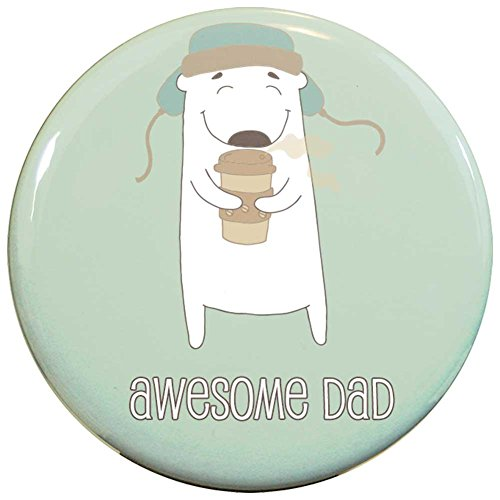 Henry the Buttonsmith Awesome Dad 2.25