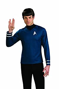 Rubie's Star Trek Classic Spock Wig One Size Fits All