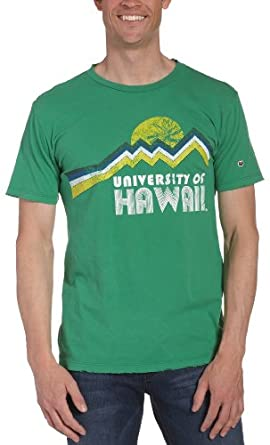 Chip pepper men 39 s hawaii sunset tee green small at for Chip and pepper t shirts