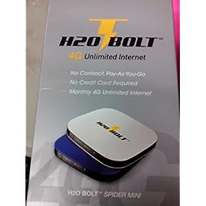 Amazon.com: H2O Bolt Spider-Hot Spot-Unlimited 4G Data ... H2o Wireless Bolt