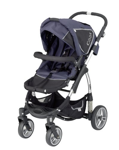 Kiddy-Sport-N-Move-Stroller-BlueBlack-Discontinued-by-Manufacturer