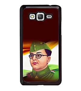 printtech Netaji Subhash Chandra Bose Indian Back Case Cover for Samsung Galaxy Grand Prime G530h
