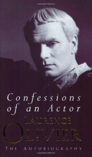 Confessions Of An Actor: The Autobiography