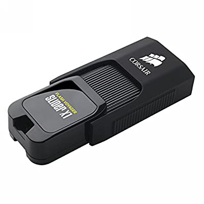 Corsair Flash Voyager Slider X1 USB Flash Drive, USB3.0, 16GB