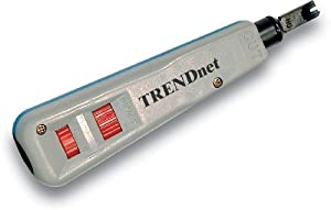 TRENDnet Punch Down Tool with 110 and Krone Blade, TC-PDT