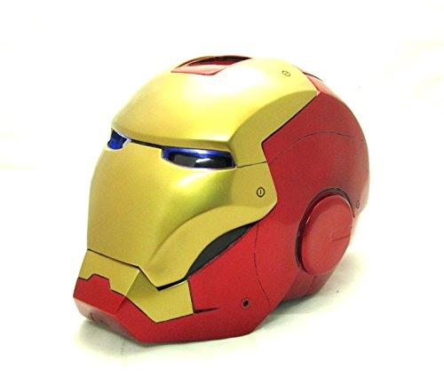 Iron Man Mark VII,III Cosplay Helmet 1/1 Scale Unopening Helmet