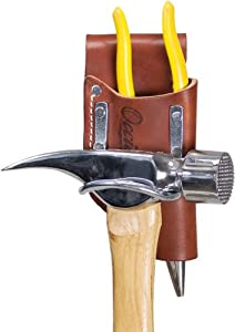 Occidental Leather 5020 2-in-1 Tool and Hammer Holder