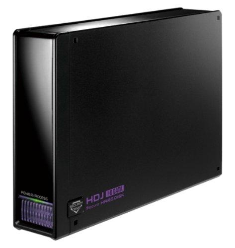 I-O DATA USB 2.0/1.1対応外付型情報漏洩を防ぐハイセキュリティハードディスク 2.0TB HDJ-HSU2.0