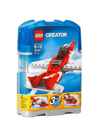 Lego Creator Mini Jet back-864922