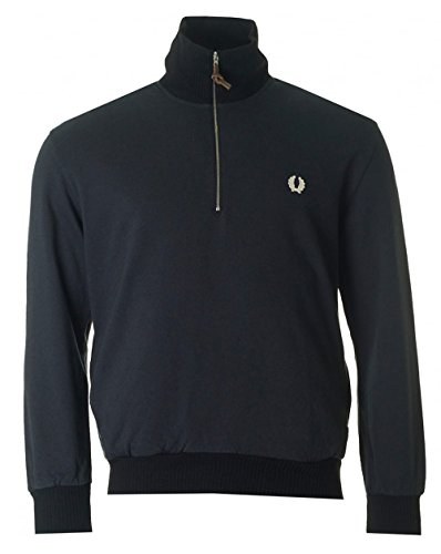 fred-perry-x-nigel-cabourn-training-half-zip-sweat-washed-out-black-medium