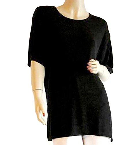 basic-slinky-stretch-kurzarm-shirt-schwarz-grosse-44-46
