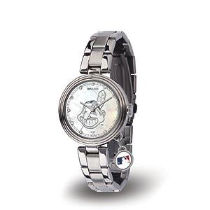 MLB Charm Watch Silver by Rico Tag