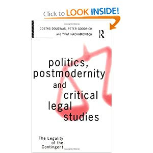Critical Legal Studies Criticism | RM.