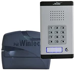 Telephone Entry Intercom System with Keypad Door Phone