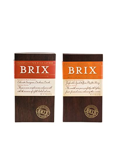 Brix Red Wine Lover's 4-Pack Gift Set