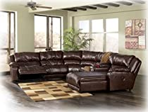 Hot Sale Right Facing Java Sectional by Ashley Furniture