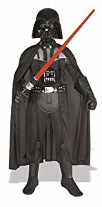 Star Wars Deluxe Darth Vader Deluxe Child Costume, Small