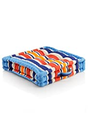 Zanzibar Striped Cushion [T47-8710-S]