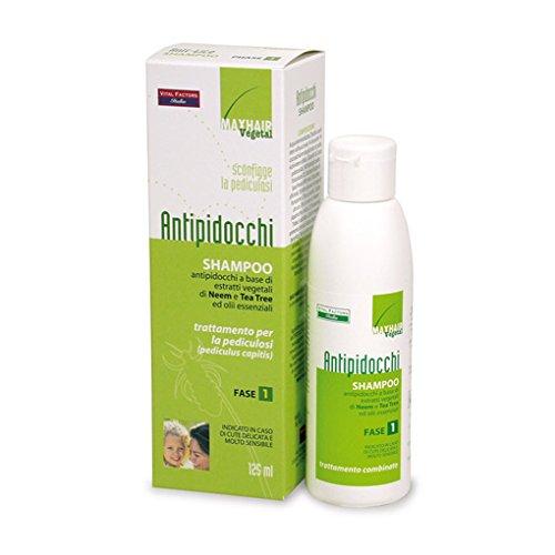 shampoo antipidocchi 125ml