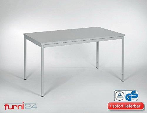Mehrzwecktisch-Konferenztisch-grau-RAL-7035-pulverbeschichtet-120-cm-x-80-cm-x-75-cm