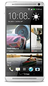 HTC One Max, Silver (Verizon Wireless)