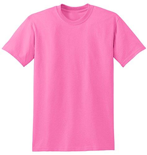 gildan-g800-dryblend-56-oz-50-50-t-shirt-azalea-l