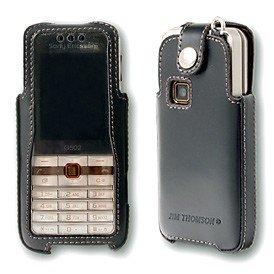 Lady-line Handy Ledertasche für SonyEricsson G502