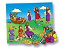 Beginners Bible - Miracles of Jesus Flannelboard Figures - Pre-Cut