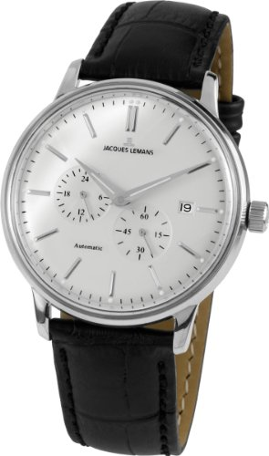Jacques Lemans Unisex N-210A Nostalgia Classic Analog Automatic Movement Watch