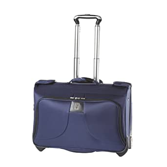 Travelpro Luggage WalkAbout LITE 4 Carry-on Rolling Garment Bag, Blue, One Size