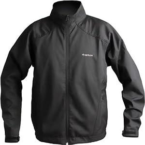 Venture Men's Battery Powered Heated City Jacket 7.4 Volt - XL - 9690M XL from VENTURE