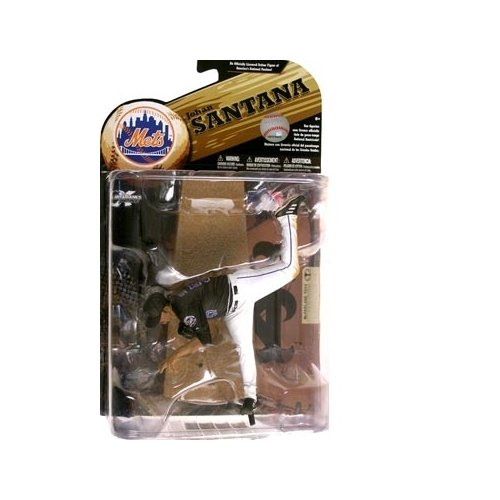 McFarlane Sportspicks: MLB Series 24 Johan Santana Action Figure