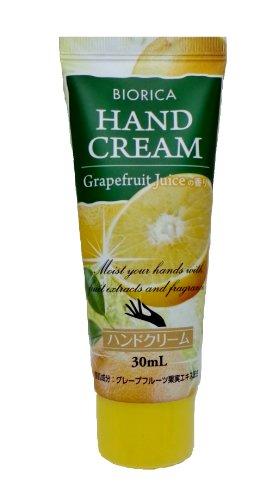 BIORICA ハンドクリーム天然由来グレープフルーツフルーツエキス