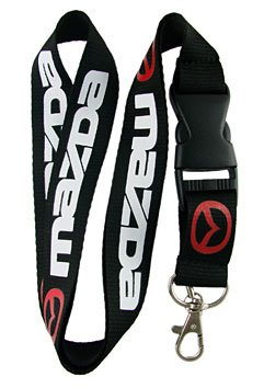 Mazda Lanyard Keychain Holder (Mazdaspeed 3 compare prices)