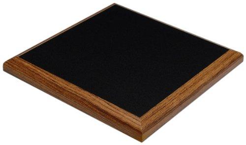 For high-quality wood-based vignette / base L (oak) DB231