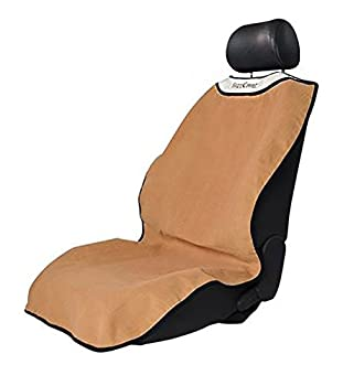 happeseat machine washable car seat cover for athletes yoga spin beach beige 856533004028. Black Bedroom Furniture Sets. Home Design Ideas