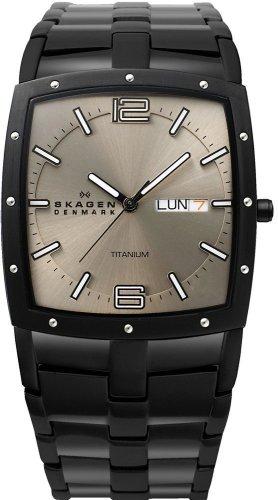 SKAGEN (スカーゲン) 腕時計 link mens J396LTMXBM ケース幅: H37mm×W34mm メンズ 日本限定カラー [正規輸入品]