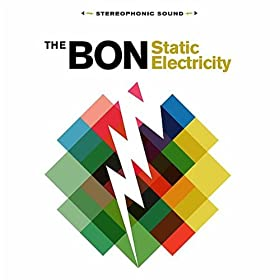 cover of The Bon - STATIC ELECTRICITY