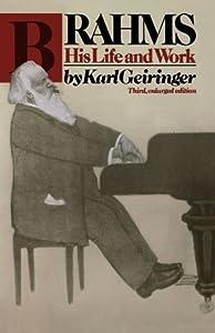 Brahms His Life And Work Da Capo Paperback by Da Capo Press