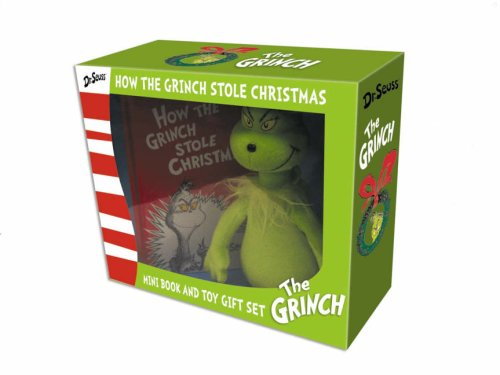 How the Grinch Stole Christmas! (Mini Book & Toy)