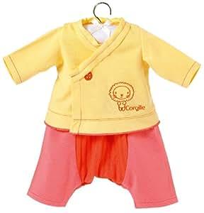 Corolle - R9529 - Vêtement Poupon 42cm - Mon Classique Corolle - Ensemble Pantalon Sarouel