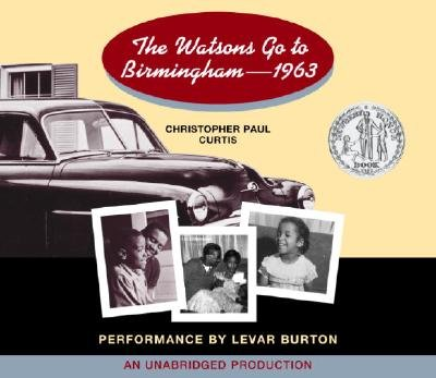 watsons go to birmingham 1963. The Watsons Go to Birmingham