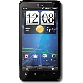 HTC Vivid 4G Android Phone, Black (AT&T)