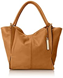 Vince Camuto Halie Travel Tote, Rich Auburn, One Size